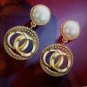 High fashion earrings